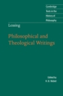 Lessing: Philosophical and Theological Writings - Book