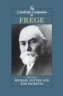 The Cambridge Companion to Frege - Book