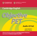 Objective : Objective PET Audio CDs (3) - Book