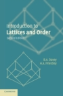 Introduction to Lattices and Order - Book