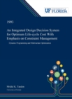 An Integrated Design Decision System for Optimum Life-cycle Cost With Emphasis on Constraint Management - Book