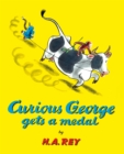 Curious George Gets a Medal (Read-aloud) - eBook