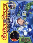 Curious George Discovers Space - Book