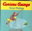 Curious George Goes Fishing - Book