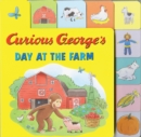 Curious George's Day at the Farm (Tabbed Lift-the-Flap) - Book