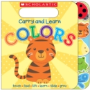 Carry and Learn Colors - Book