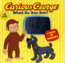 Curious George What do You See? (CGTV Board Book) - Book