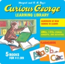 Curious George Learning Library - Book