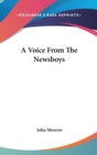 A Voice From The Newsboys - Book