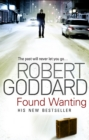 Found Wanting - Book