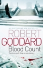 Blood Count - Book