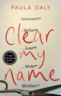 Clear My Name - Book