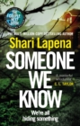 Someone We Know - Book
