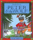 Peter And The Wolf - Book