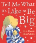 Tell Me What It's Like To Be Big - Book