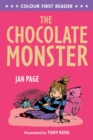 The Chocolate Monster - Book