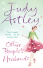 Other People's Husbands - Book