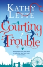 Courting Trouble - Book