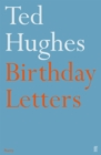 Birthday Letters - Book