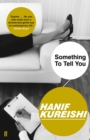 Something to Tell You - eBook