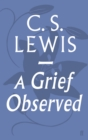 A Grief Observed - Book