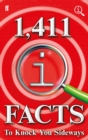 1,411 QI Facts To Knock You Sideways - Book