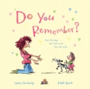 Do You Remember? - Book