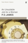 An Unsuitable Job for a Woman : Faber Modern Classics - Book