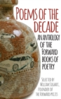 Poems of the Decade : An Anthology of the Forward Books of Poetry - Book
