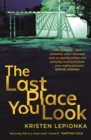 The Last Place You Look - Book