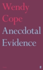 Anecdotal Evidence - Book