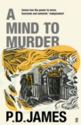 A Mind to Murder - Book
