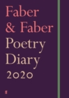 Faber & Faber Poetry Diary 2020 - Book