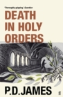 Death in Holy Orders - Book