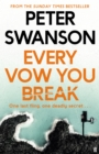 Every Vow You Break - Book
