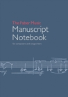 The Faber Music Manuscript Notebook : for composers and songwriters - Book