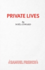 Private Lives : Play - Book