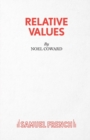 Relative Values : Play - Book