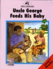 Uncle George Feeds Baby - Book