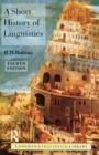 A Short History of Linguistics - Book