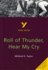 Roll of Thunder, Hear My Cry: York Notes for GCSE - Book