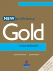 New Proficiency Gold Course Book - Book