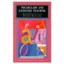 Vocabulary and Language Teaching - Book