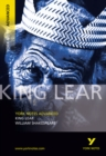 King Lear: York Notes Advanced everything you need to catch up, study and prepare for 2021 assessments and 2022 exams - Book