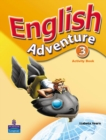 English Adventure Level 3 Activity Book - Book