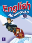 English Adventure Level 4 Activity Book - Book