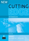 New Cutting Edge Intermediate Workbook with Key - Book