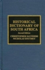 Historical Dictionary of South Africa - Book