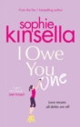 I Owe You One : The Number One Sunday Times Bestseller - Book