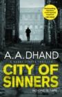City of Sinners - Book